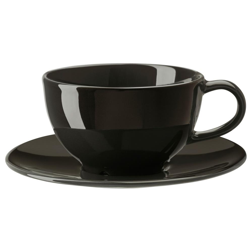 Чашка чайная с блюдцем ВАРДАГЕН