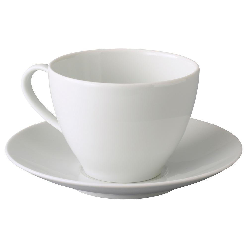 Чашка чайная с блюдцем ВЭРДЕРА