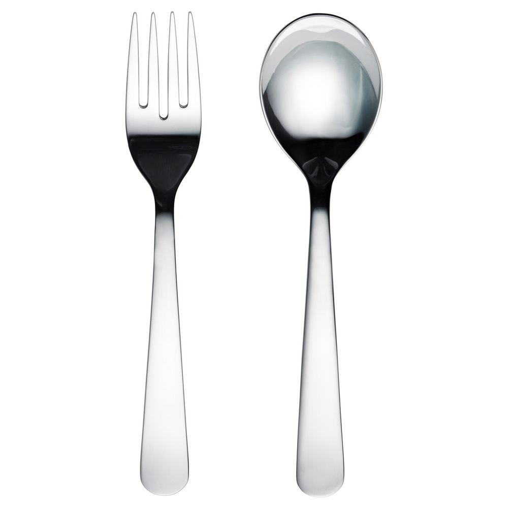 Приборы для салата (2 предмета) ДРАГОН