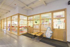 Детская игровая комната ИКЕА Теплый Стан