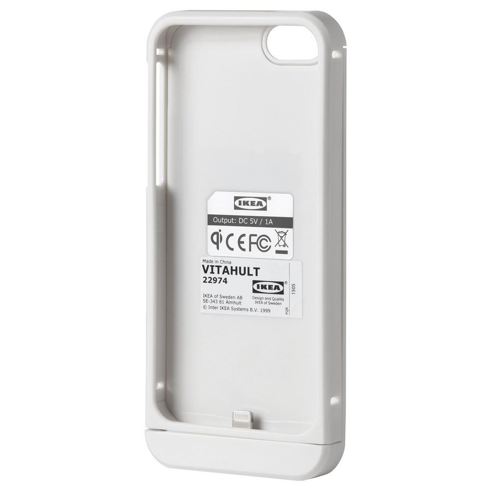 Чехол для беспроводной зарядки iPhone 5/5S ВИТАХУЛЬТ