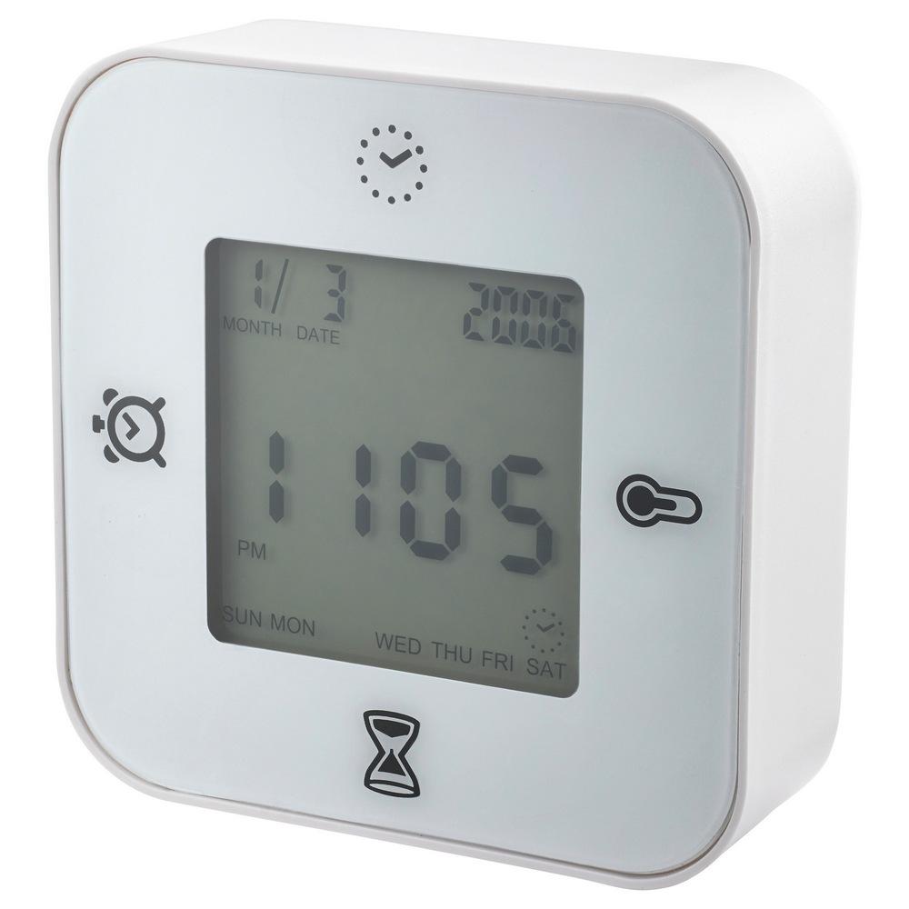 Часы (термометр, будильник и таймер) КЛОККИС