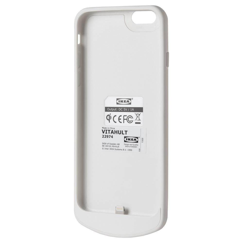 Чехол для беспроводной зарядки iPhone 6 ВИТАХУЛЬТ