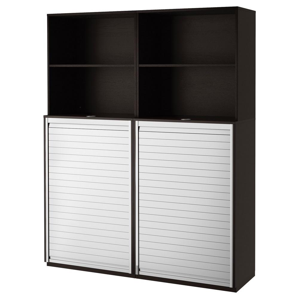 Комбинация для хранения с дверцей-шторой ГАЛАНТ