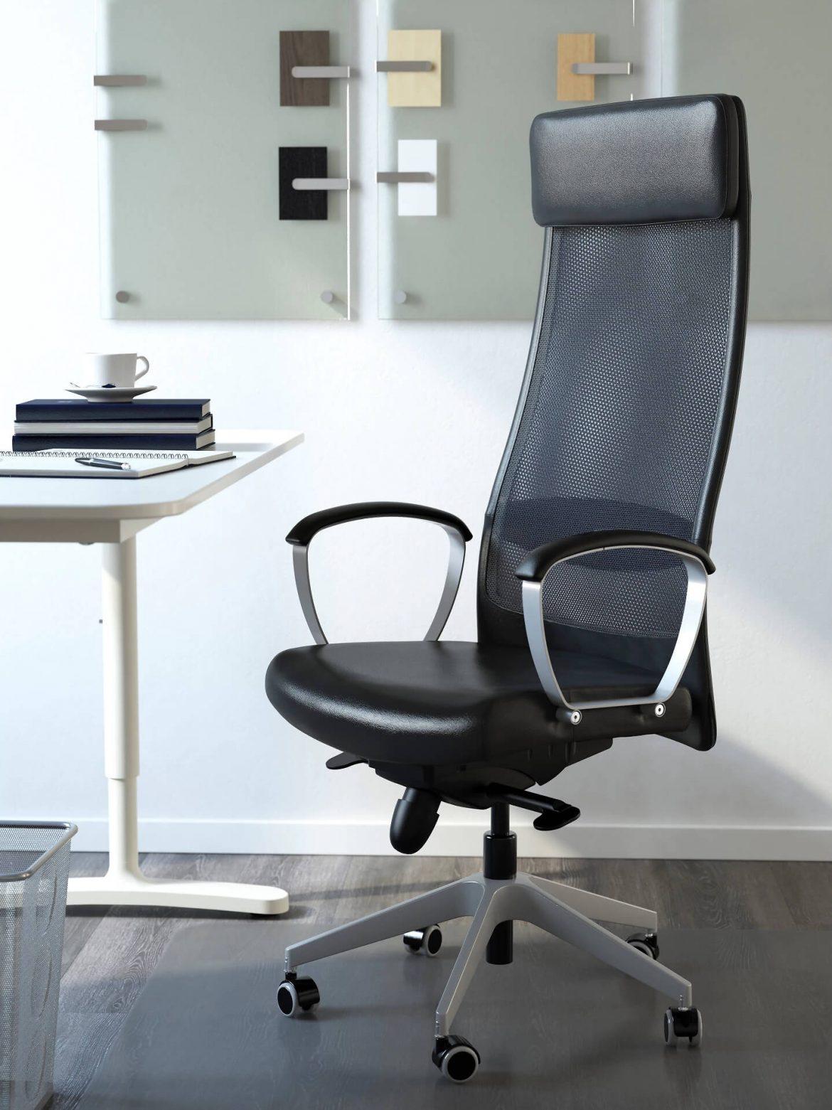 Долговечное офисное кресло