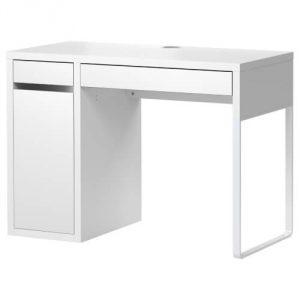 Компьютерный стол серии МИККЕ с выдвижным ящиком