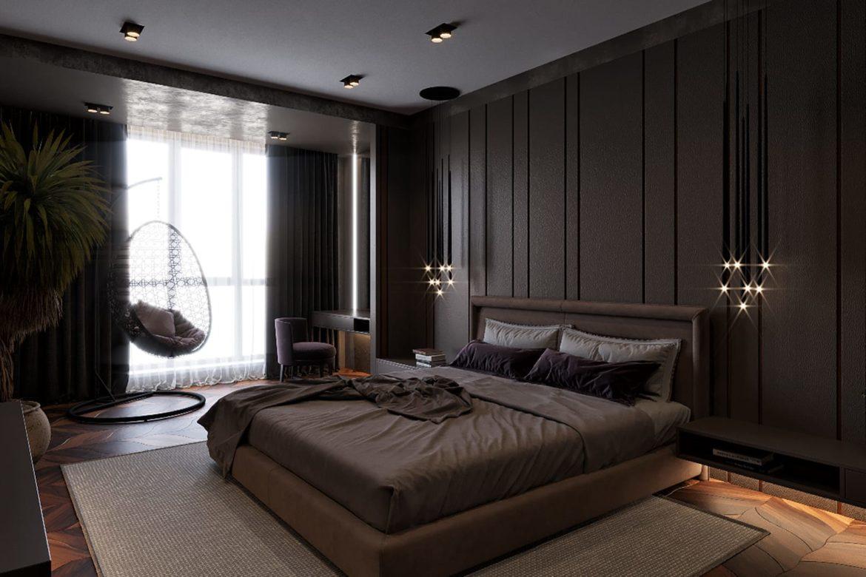 Как правильно обустроить спальню