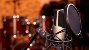 Студии записи аудиороликов для рекламы