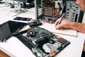 Комплектующие для ноутбуков и офисной техники