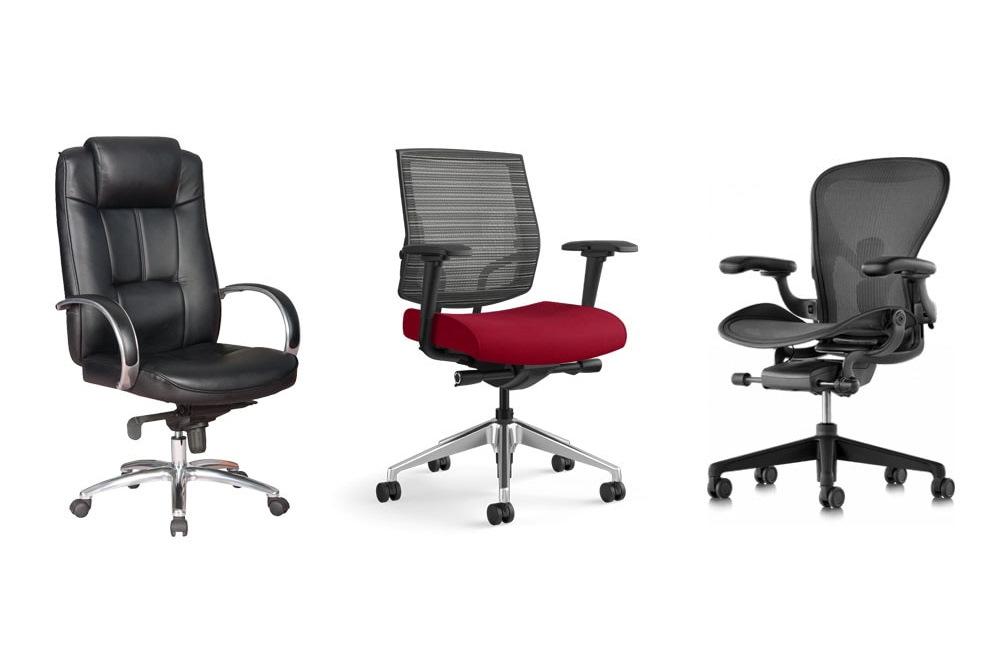 Особенности выбора офисного кресла