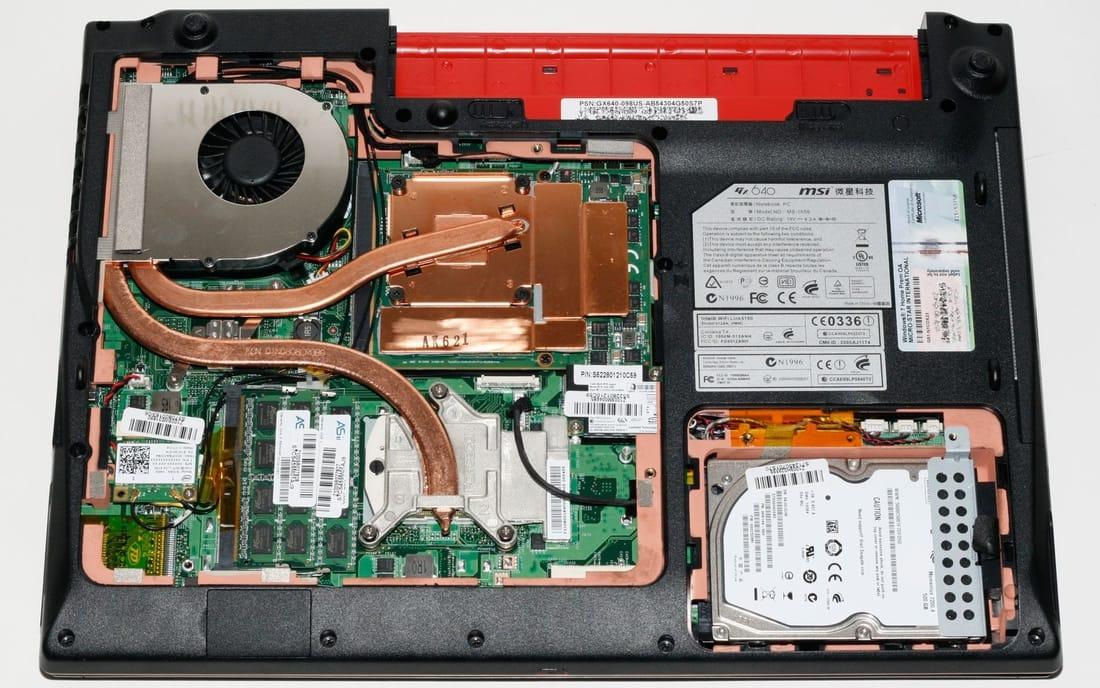 Почему ноутбук начинает плохо работать