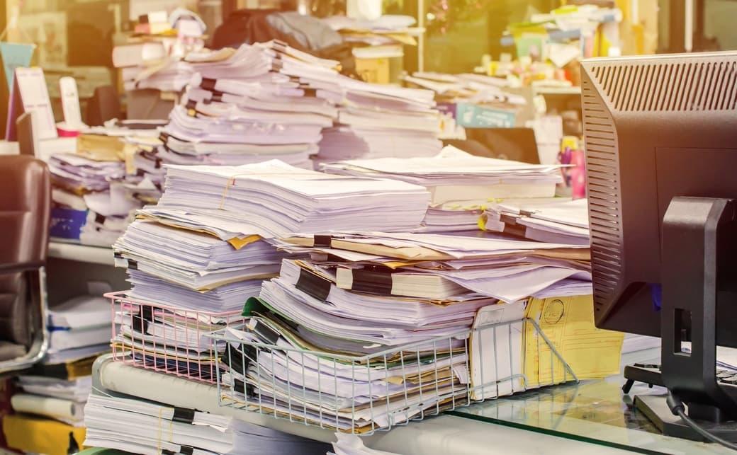 Как снизить расход бумаги в офисе