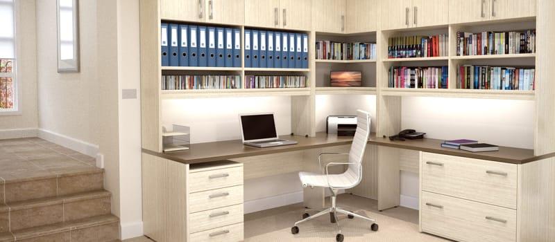 Мебель для офиса своими руками: стоит ли?