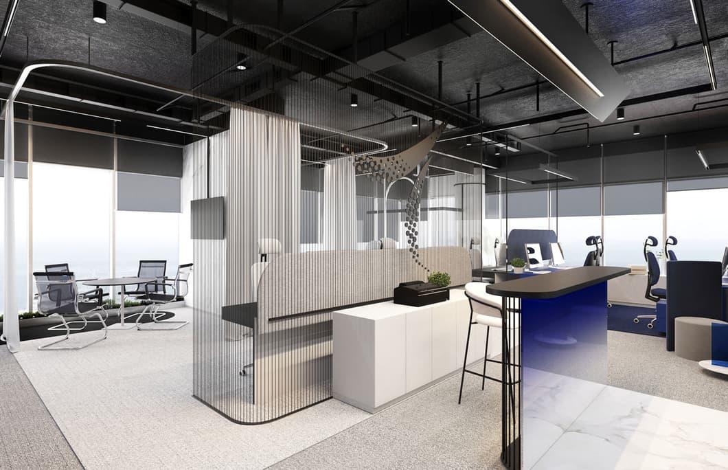 Особенности дизайна интерьера офиса