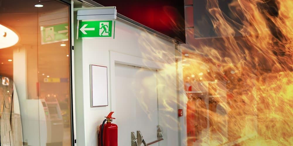 Правила пожарной безопасности в офисе