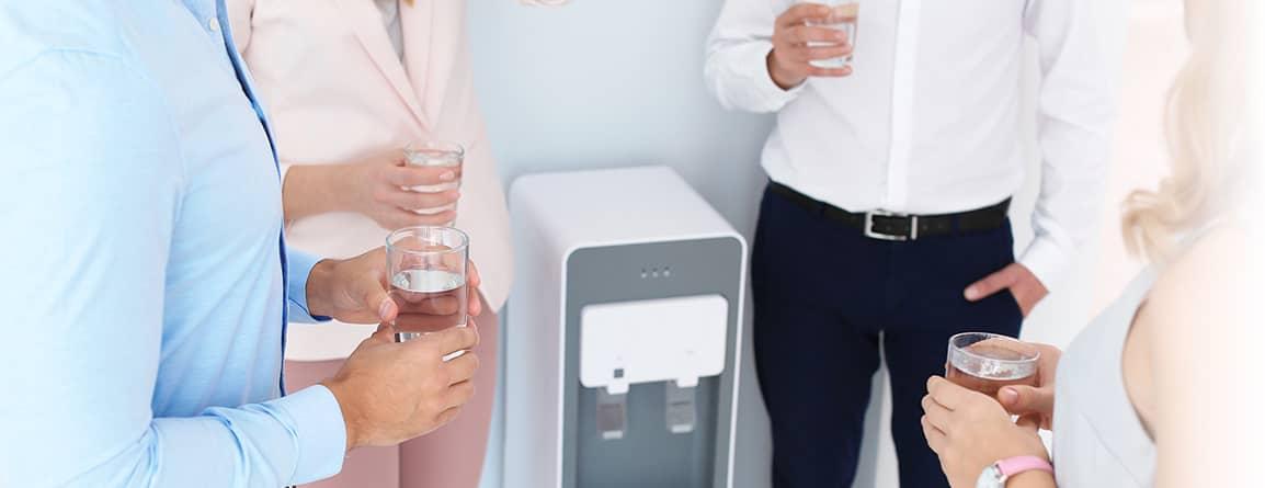 Откуда брать питьевую воду в офисе?