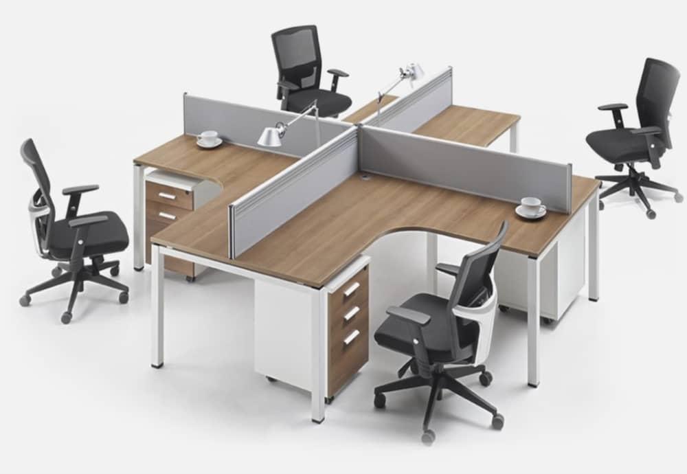 Виды офисной мебели