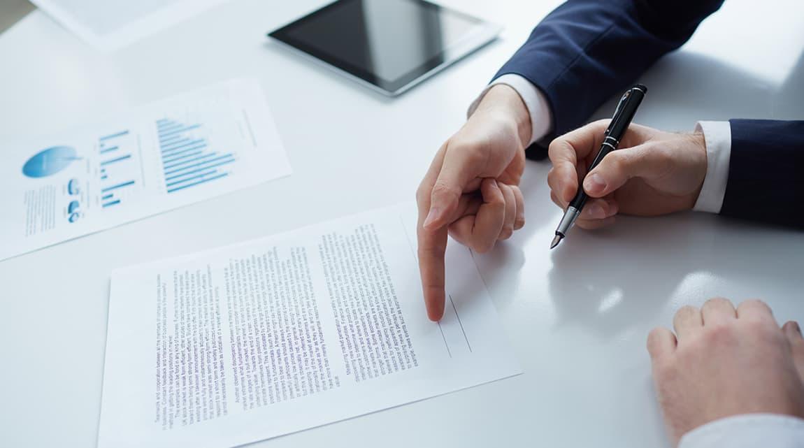 Как оформить договор на оказание услуг