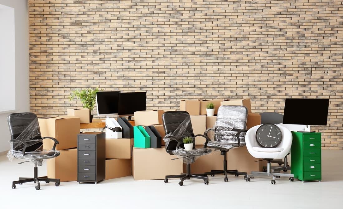 Как осуществить переезд офиса?