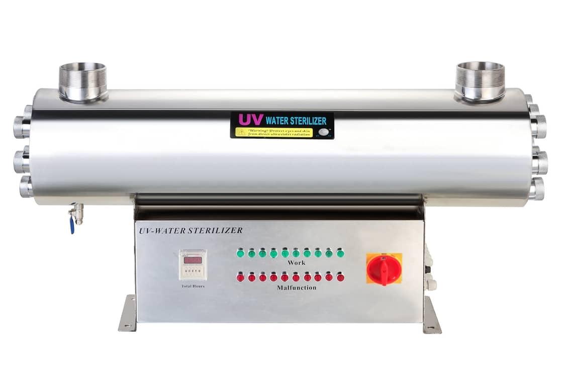 Что такое ультрафиолетовый стерилизатор