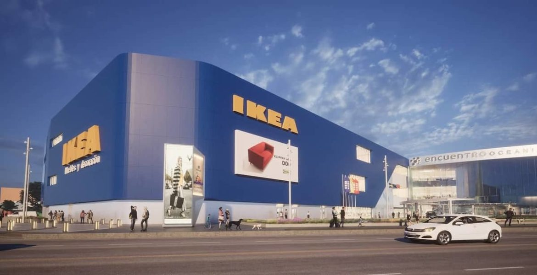 IKEA открывает первый магазин в Мексике