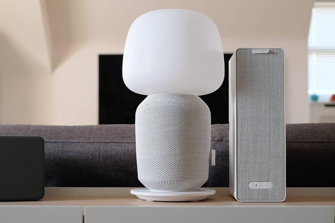 IKEA вместе с Sonos разработает новую акустику