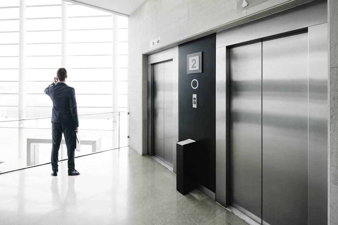 История появления лифтов
