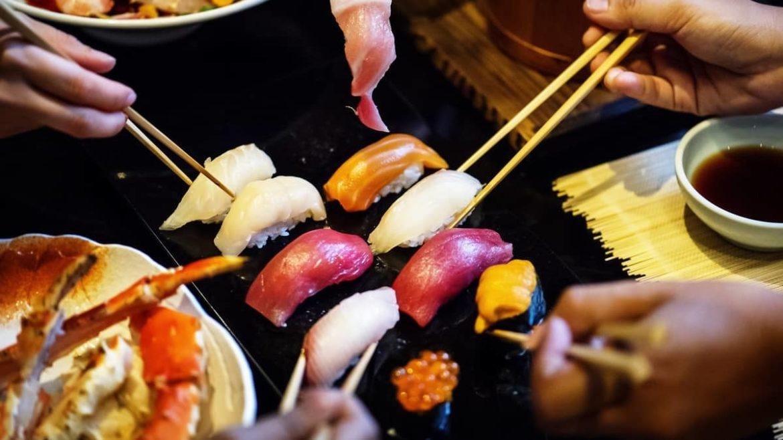 Суши в городе Усинск – обзор ресторанов и суши-баров