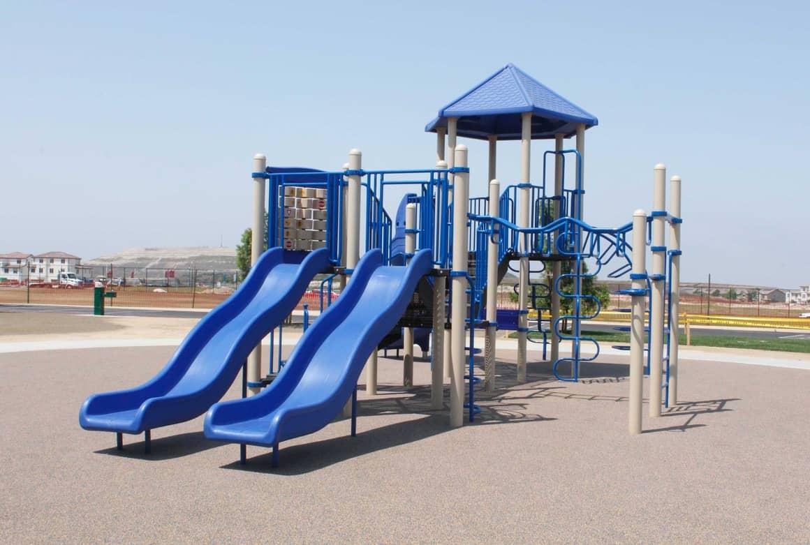 Горки для детской площадки