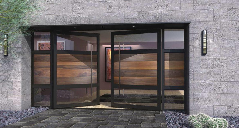 Как выбрать металлическую дверь для офиса