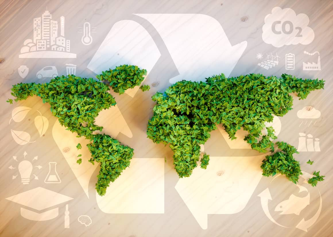 ИКЕА стремится к переходу на возобновляемую энергию