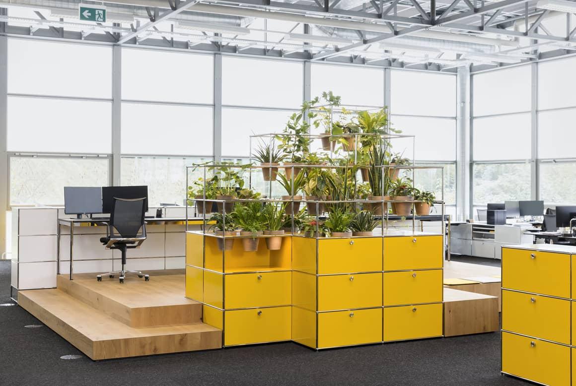 Как выбрать офисную мебель для хранения