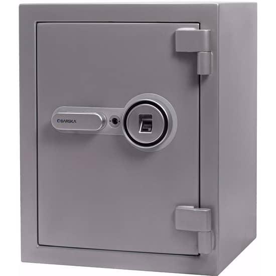 Классический вариант небольшого офисного сейфа