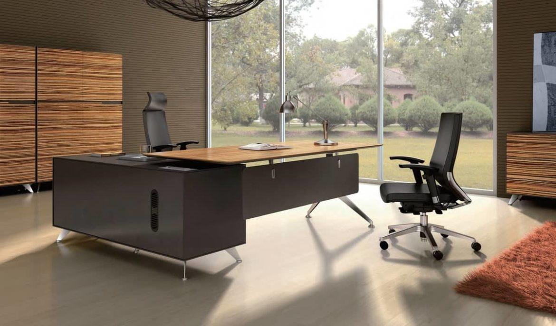 Советы по выбору мебели для кабинета руководителя