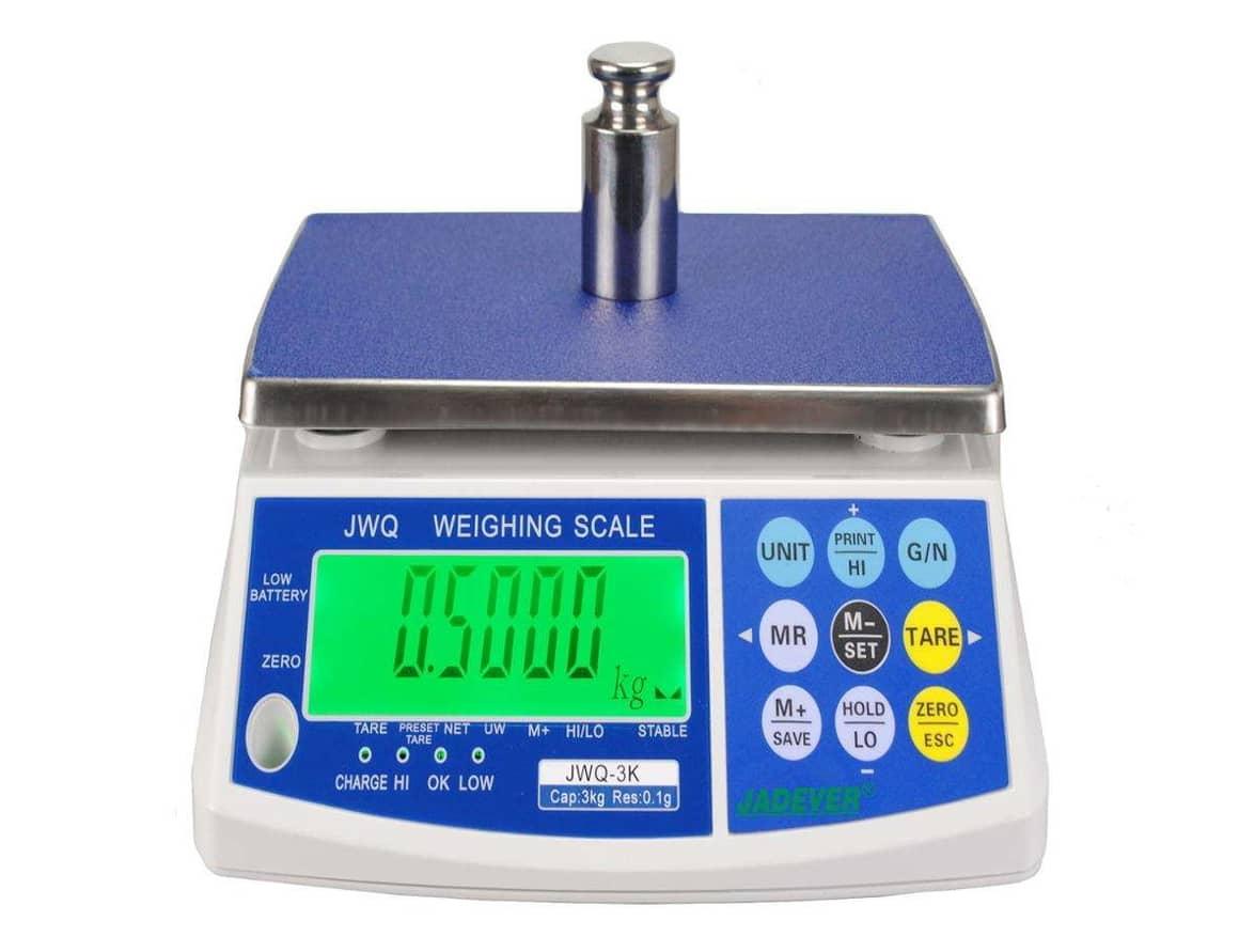 Виды весового оборудования