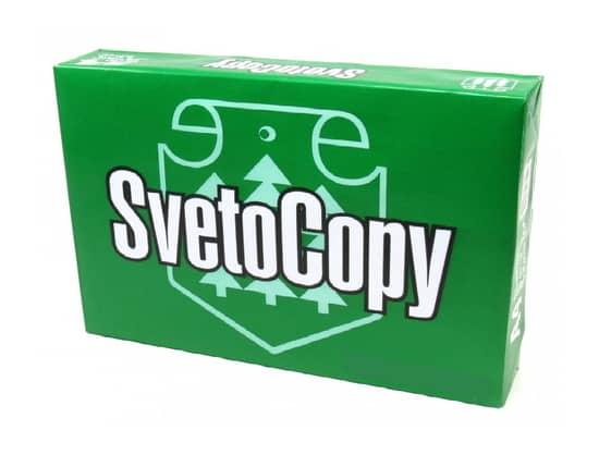 SvetoCopy - наиболее популярная офисная бумага