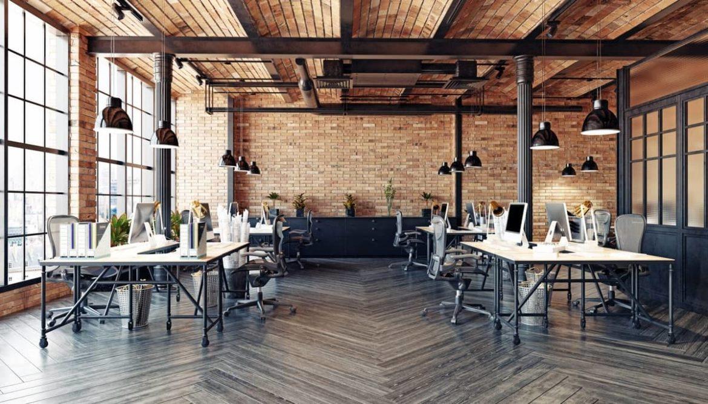 Как бюджетно обустроить офис стартапа мебелью