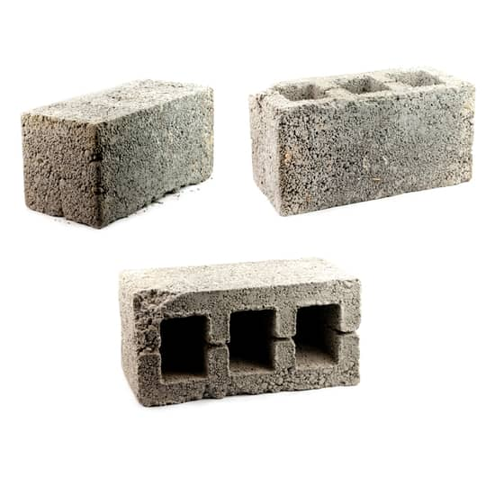 Типичная форма строительного блока